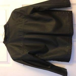 Rock & Republic Jackets & Coats - Women Real Leather Jacket